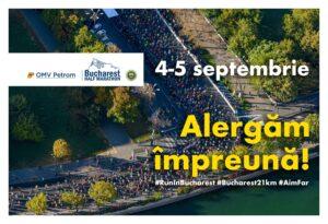 La Semimaratonul Bucureștiului vor avea acces toți alergătorii – atât cei vaccinați, cât și cei nevaccinați